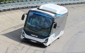 Iveco Bus elettrico by Heuliez da record