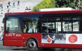 Il servizio di trasporto di Atac 'cade a pezzi', stop obbligato per 90 veicoli