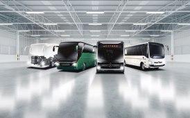 Daimler Buses 'tiene' nel 2020 nonostante la pandemia