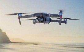 I droni 'volano' in Renault Trucks