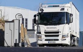Scania, l'elettrico si avvicina