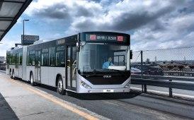 Otokar fornirà cento autosnodati da 21 metri per Istanbul