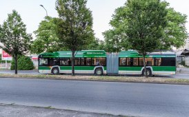 Atm: in arrivo i primi e-filobus Solaris