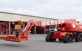Gerken acquista 200 piattaforme a braccio XC Genie