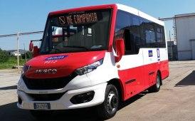 Iveco Bus 'guida' il Tpl in Campania