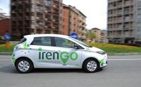 20 Renault Zoe per IrenGo