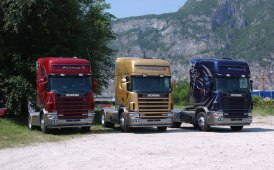 Giancarlo Perlini Head of Marketing and Communications Scania Group