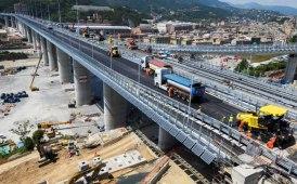 The Gipave asphalt supermodifier for the new Genoa San Giorgio bridge