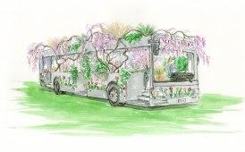 'Bus Garden' per Asf ad Orticolario 2019