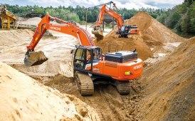Hitachi lancia gli escavatori Serie 7