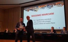 A Massimo Marciani il premio 'Logistico dell'Anno 2019' di Assologistica