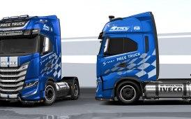 """Iveco """"pace truck"""" nel campionato Truck Racing fino al 2023"""