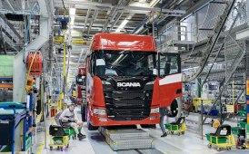 Lanterne Rosse per Scania
