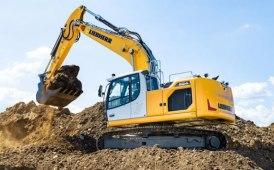 I nuovi escavatori Liebherr