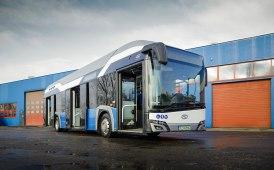 Primo Solaris Urbino 12 a idrogeno ordinato in Polonia