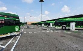 Abb realizza un innovativo sistema di ricarica bus elettrici per Atm