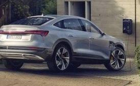 Audi ricarica a prova di black out