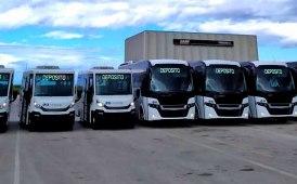 Sette minibus Indcar per Ast Palermo