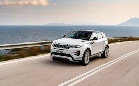 L'ibrido 'dolce' Range Rover per Hertz