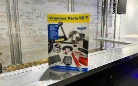 Europart pubblica il nuovo catalogo Premium Parts