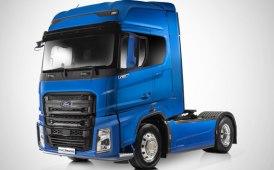 Il nuovo pesante stradale di Ford Trucks