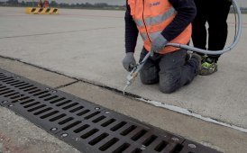 The innovative sealants for Milan Linate City Airport