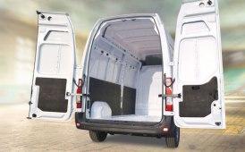 Commerciali allestiti: Car Fibreglass nel Qualified Vehicle Modifier di Ford
