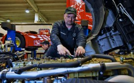 Veicoli industriali: l'eccellenza TN Service al servizio della rete Top Truck