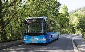 Altri 6 bus elettrici Irizar in Lussemburgo