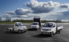 Piaggio Porter, ancora + mini truck