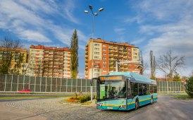 La capofila Jaworzno in Polonia investe ancora sull'elettrico Solaris