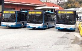 I Lion's City per Trieste Trasporti