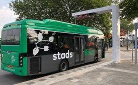 Abb e Qbuzz guidano l'elettrificazione delle flotte bus nei Paesi Bassi
