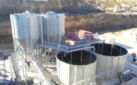 An innovative Made in Italy plant of 20.000 l/min installed in Algeria