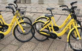 Bike sharing in aumento