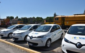 E-Vai, il car sharing elettrico al servizio dell'emergenza Coronavirus
