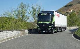 Torello ancora on the road per la nuova fase del Fuel Duel di Mercedes-Benz