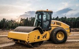 Caterpillar expands its single drum vibratory soil compactor line