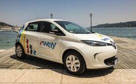 EWay, sul Garda il primo car sharing elettrico extraurbano