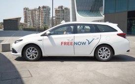 'Taxi + Schermo', la nuova arma contro la paura da Covid-19 di FREE NOW