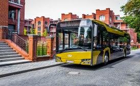 Trenta Solaris Urbino 12 ibridi per Barcellona