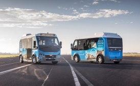 Non si arresta la marcia in Romania per il minibus Karsan Jest Electric