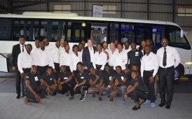 L'Africa sulla rotta del marchio Volare