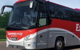 Trenta Vdl Futura per il servizio intercity in Irlanda