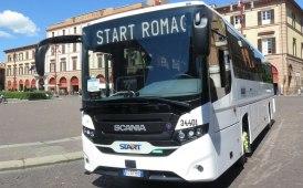 Gas naturale liquefatto alla conquista della Romagna con gli Interlink di Scania