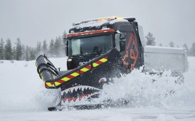 Scania Winter Test 2020