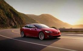 Consumi alti per Tesla su strada