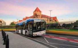 I primi elettrici Solaris per l'Ungheria