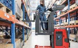 Efficienza, ergonomia e sicurezza con il nuovo Linde V08