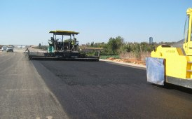 Italian technology for algerian roads